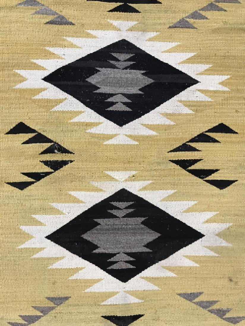 Vintage Native American Style Carpet