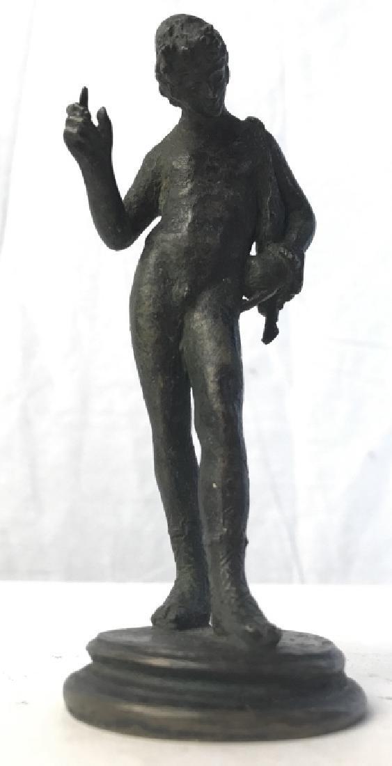 Vintage/Antique Bronze Male Figural