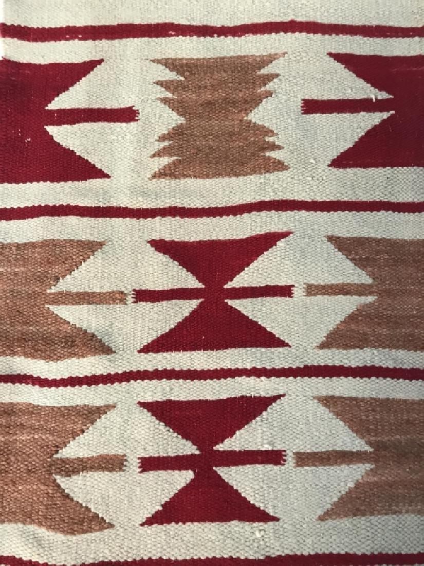 Multi Toned Handmade Native American Style Rug