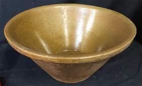 Oversized Stoneware Ceramic Planter Bowl