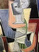Framed Picasso Poster Print