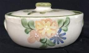 LOUISVILLE  STONEWARE Dish Vintage Ceramic Casserole