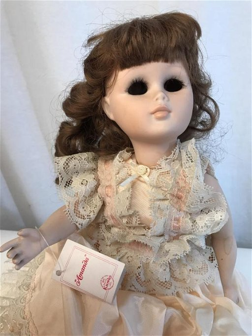 Vintage Knowles Fine China Doll Amanda Sep 18 2019 The Benefit Shop Foundation Inc In Ny
