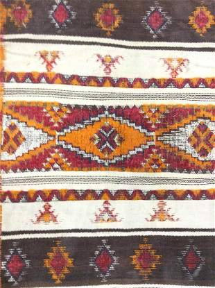 Handmade Moroccan Wool Rug