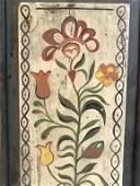 Antique Pennsylvania Dutch Candle Box