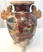 Chinese antique Painted Urn Vase