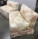 Pair Matching Love Seats