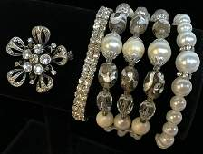 Vintage  Contemporary Costume Jewelry