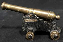 USS Constitution Miniature Cannon