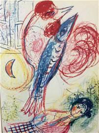 Digital Print of Chagall Artwork