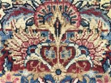 Antique Handmade Oriental Wool Rug