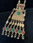Hand Crafted Tribal Style Necklace