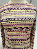 Vintage Emilio Pucci Vibrant Silk Dress