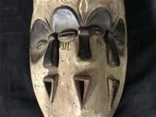 Gabon Mitsogo Multiple Faces Mask