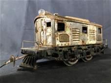 Antique IVES RAILWAY LINES Model Train Cars