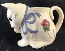 LENOX Porcelain Kitten Vessel