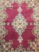 Vintage Handmade KARASTAN KIRMAN Rug