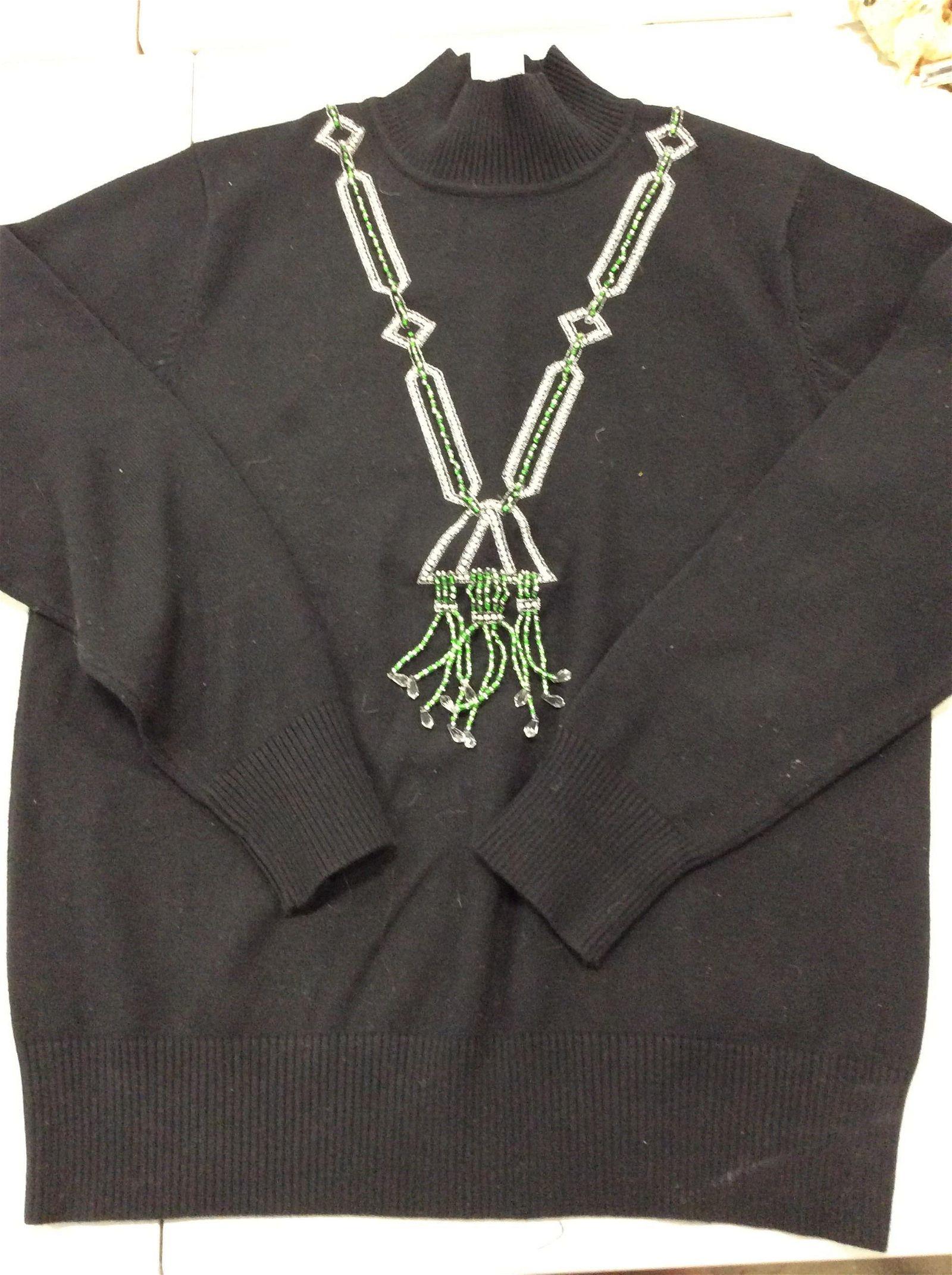 Lot 3 Designer Summer Sequin Tops, Sweater