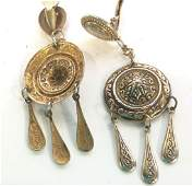 Lot Vintage Jewelry And Jewelry Parts