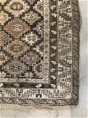 Vintage Handmade Caucasian Style Rug