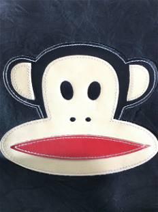 Vintage Paul Frank Julius Monkey Tote, Signed