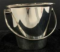 RALPH LAUREN Silver Plated Ice Bucket Lid
