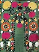 Vintage Suzani Handmade Tapestry