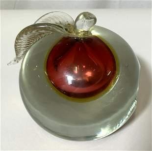 ALFREDO BARBINI Murano Art Glass Sculpture