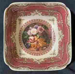 Antique English Porcelain Bowl