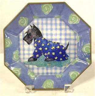 MOONLIGHTING INTERIORS Decorative Glass Dish