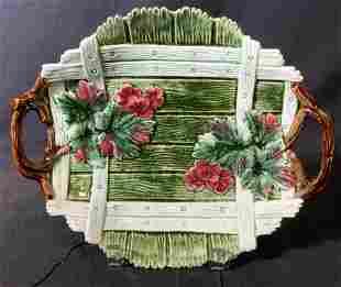 MOTTAHEDEH Italian Porcelain Dish