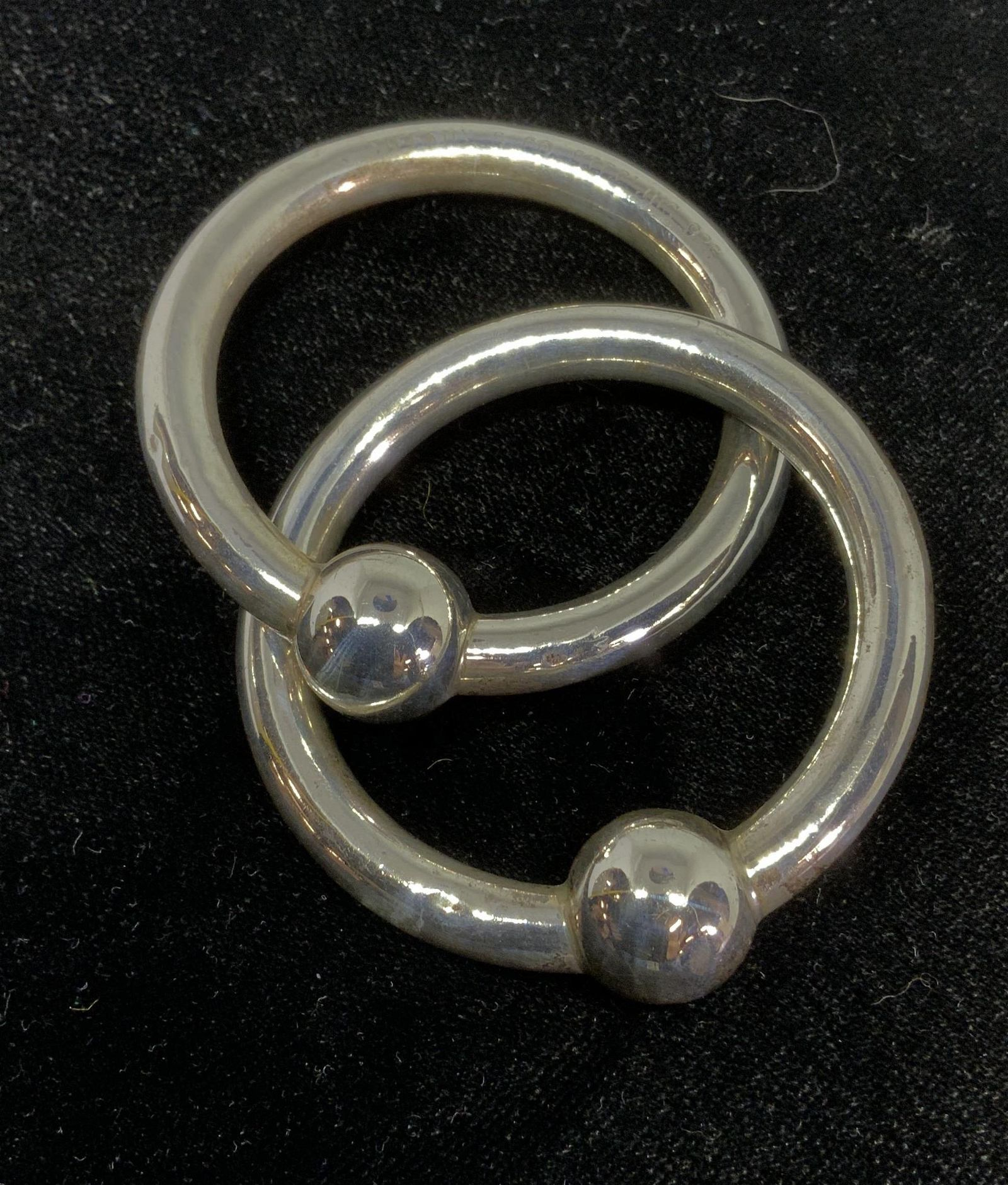 TIFFANY & Co. Sterling Silver Baby Rattle