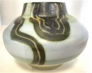 HARSA ISRAEL Vintage Ceramic Porcelain Vessel
