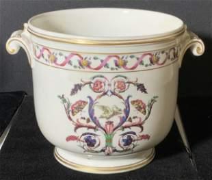 RICHARD GINORI Hallmarked Luxe Cache Pot, Italy