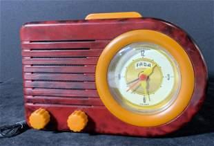 Vntg 1945 FADA BULLET RADIO Model 1000, Collect