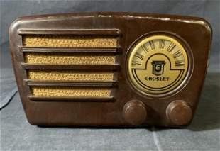 Vintage 1948 CROSLEY Model 9-119 Radio