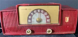 Vntg Mid Century GENERAL ELECTRIC DIAL BEAM Radio