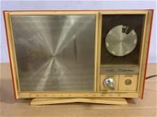 Vintage SILVERTONE Tansistor Radio Model 6005