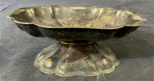 Vintage CANTERBURY Silver Plated Dish