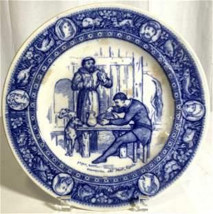 WEDGWOOD IVANHOE Porcelain Plate Chinaware