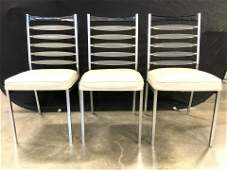 Set 3 DAYSTROM FURNITURE MCM Side Chairs