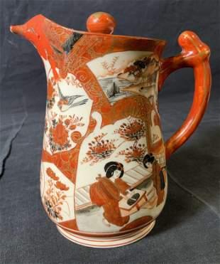 Japanese Ceramic Teapot
