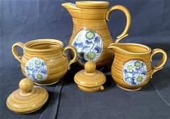 Vintage Ceramic Tea Service Set 7