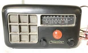 Collectible HALLICRAFTERS Continental Vntg Radio