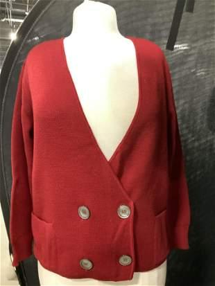 GEISTEX Pure Virgin Wool Cardigan, Ladies