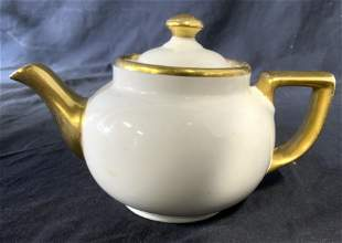 Vintage HALL CHINA COMPANY Tea Kettle