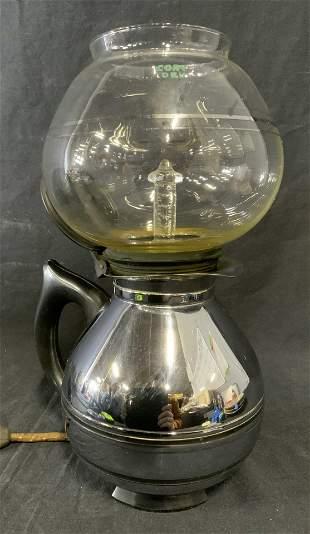 Vintage CORY Vacuum Coffee Percolator