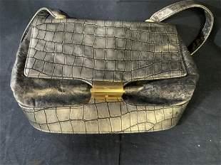Vintage Park Avenue International Leather bag