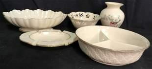 Group Lot Vintage LENOX Porcelain