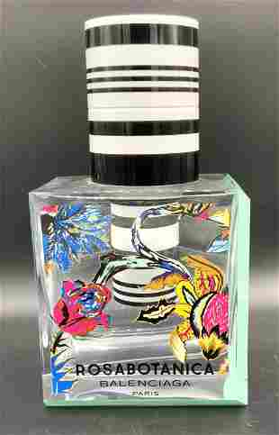 Rosabotanica BALENCIAGA Paris Salesman Bottle